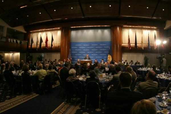 X Conference 2010 Venue National Press Club